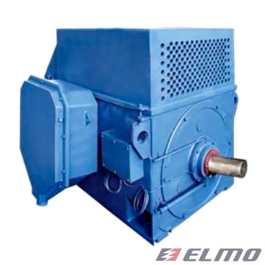Высоковольтный электродвигатель А4