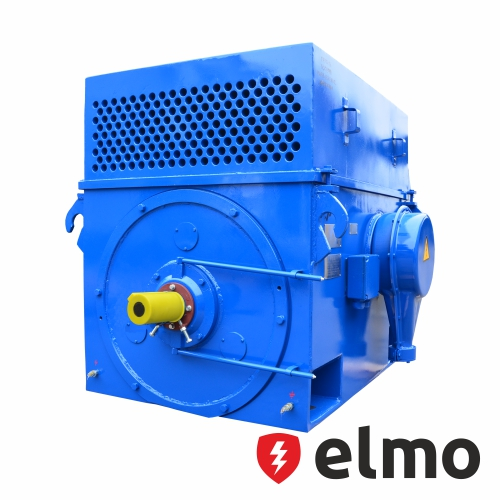 Электродвигатель асинхронный закрытый обдуваемый трёхфазный с короткозамкнутым ротором серии ДАЗО4