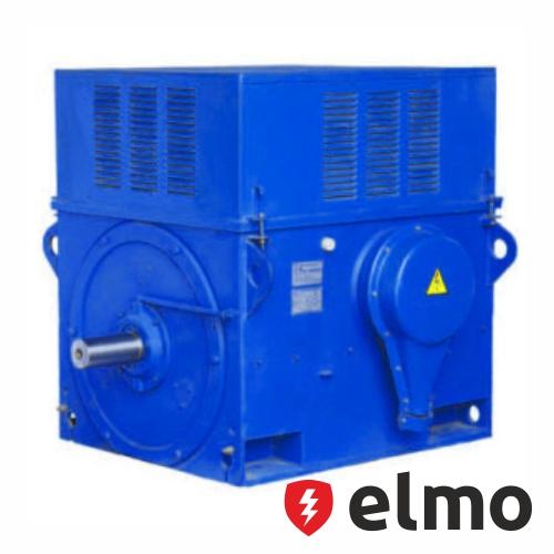 Электродвигатель асинхронный высоковольтной серии