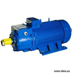Электродвигатель асинхронный трёхфазный краново-металлургический