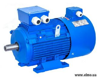 Электродвигатель с частотным преобразователем