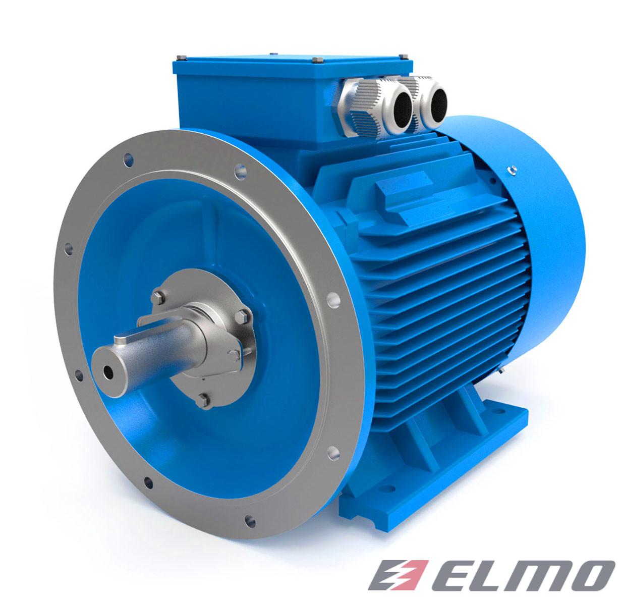 Электродвигатель АИР 80