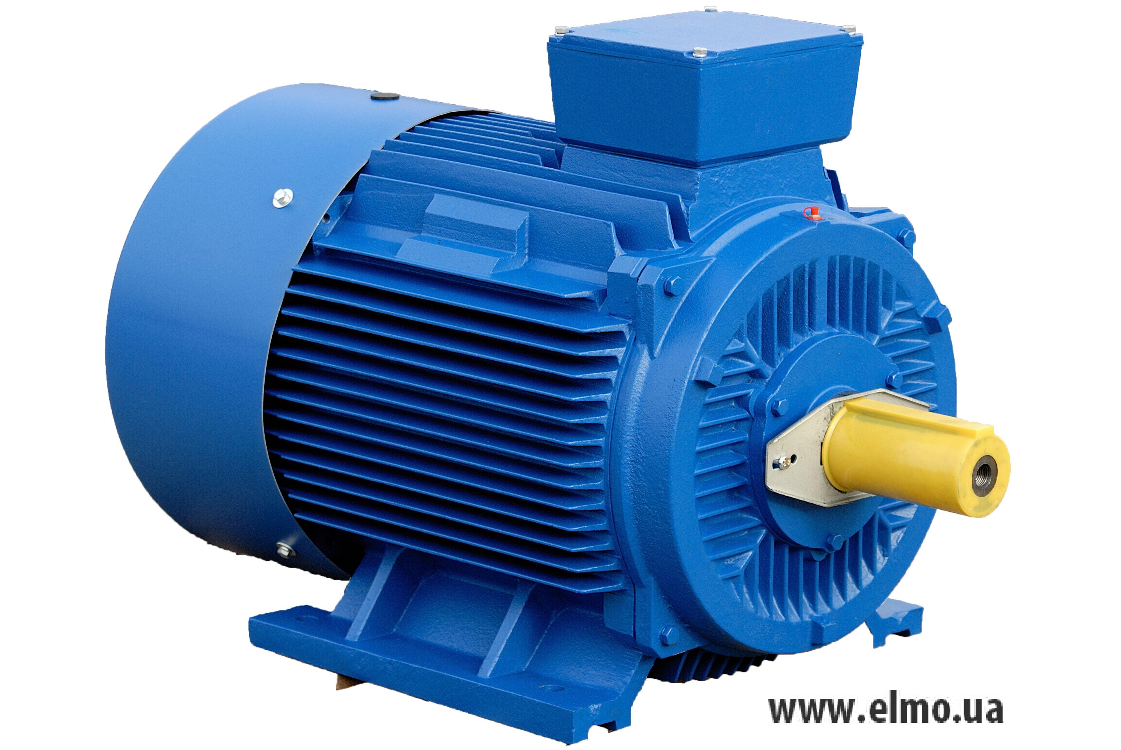 Обще промышленный двигатель серии аир