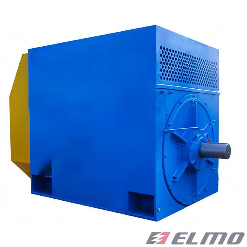 Электродвигатель высоковольтный ЕЛМО