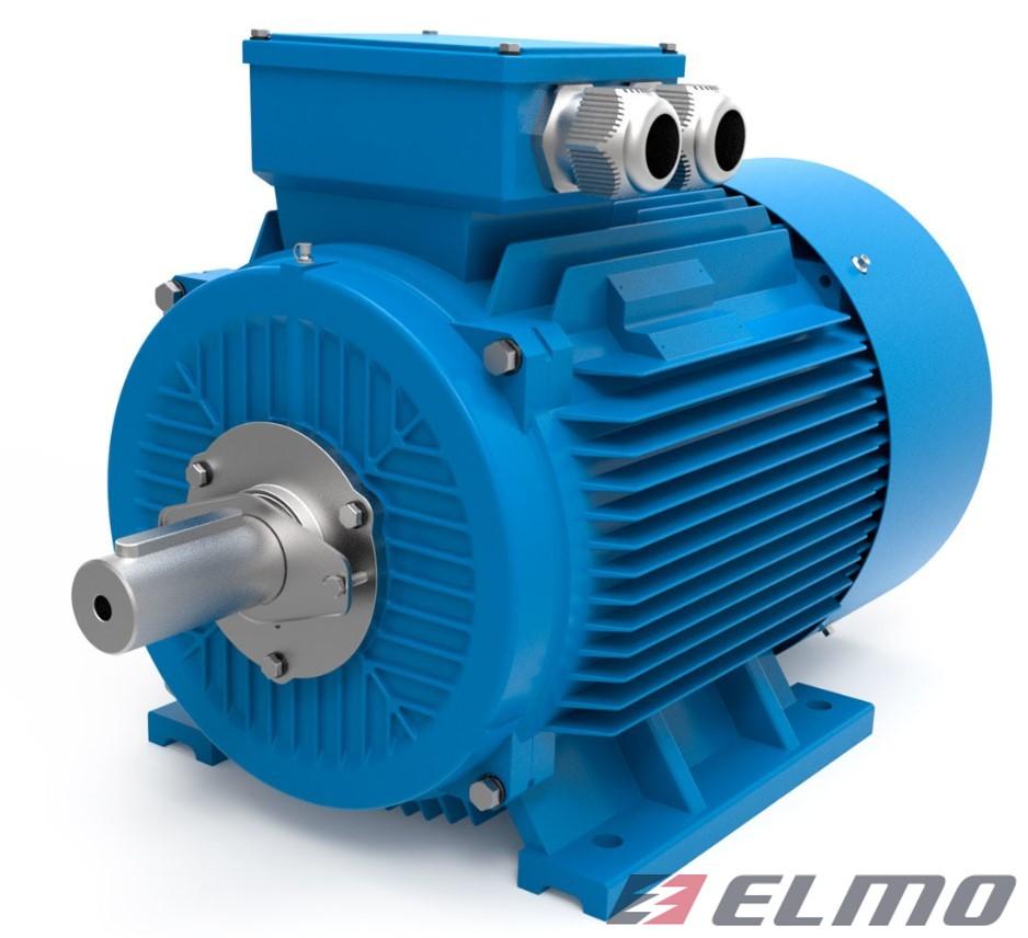 Электродвигатель 6 кВт